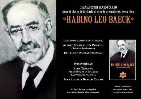 Leo Baeck, por AgustínBlasco