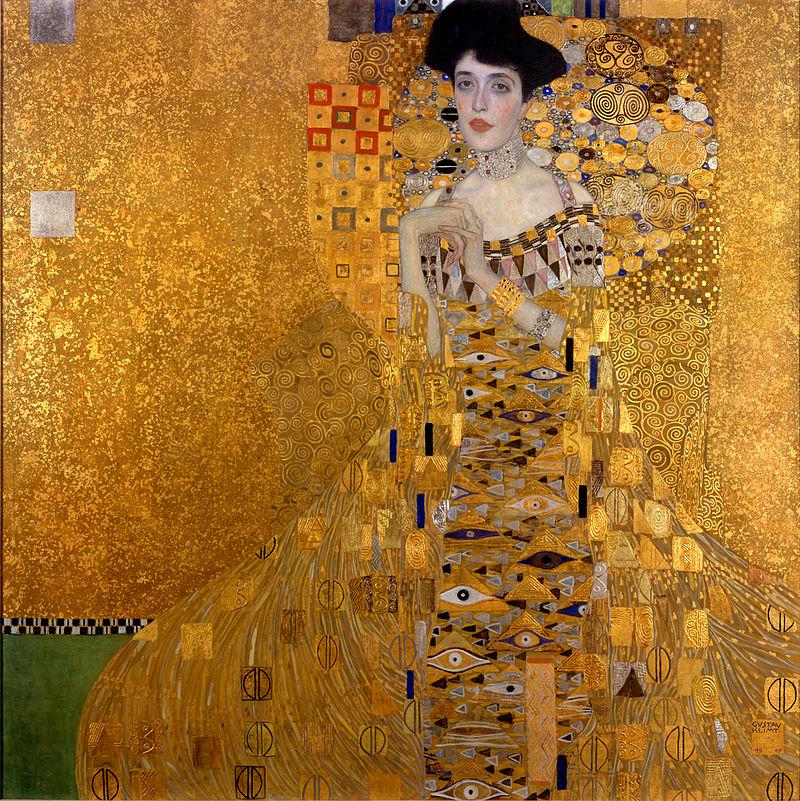 Adele Bloch Bauer, del oro a lameningitis