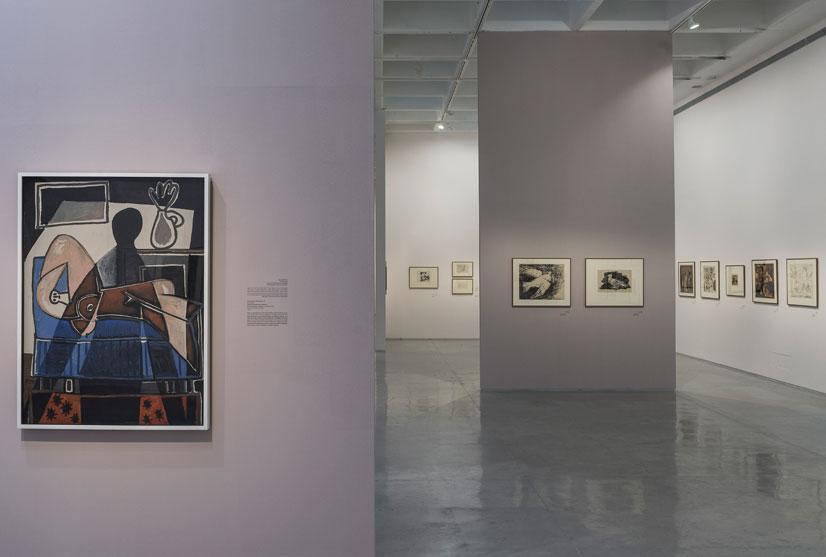 Picasso en el Museo deIsrael