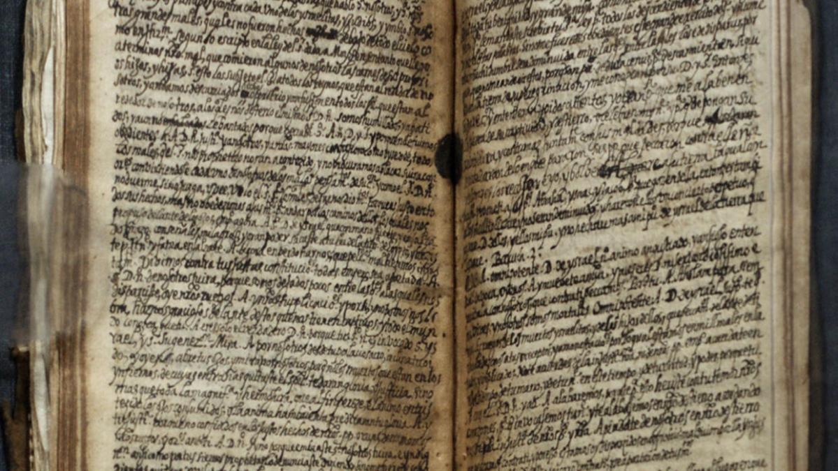 El primer manuscrito judío deAmérica
