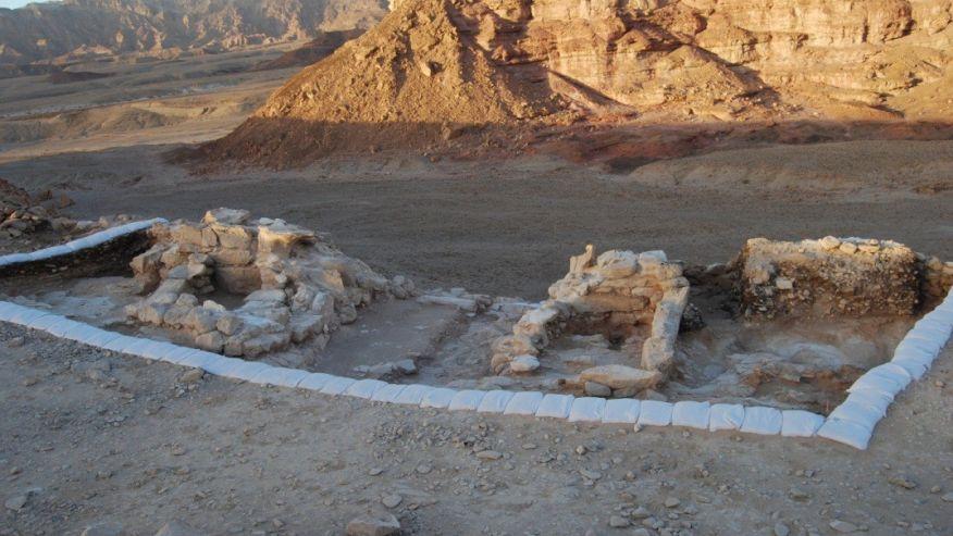 Descubren campamento minero en Timna y crece la teoría de las Minas del ReySalomón