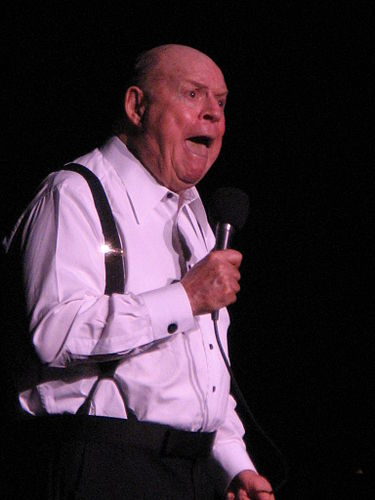 Se calla para siempre  Mr. Potato y Cabezabala: Don Rickles